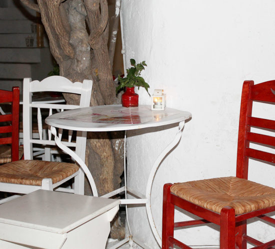 Un tavolino per due