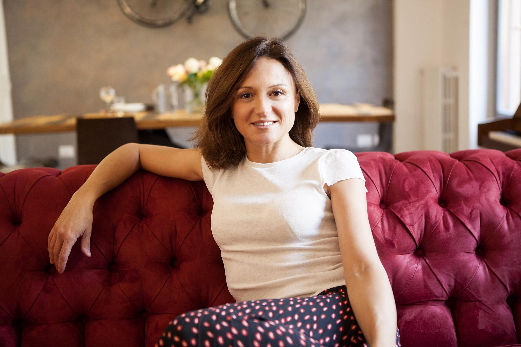 Valeria Farina, Le spezie gentili a Milano