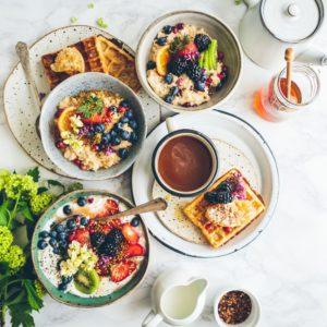 The breakfast Club Valeria Farina